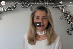Cristina Finocchi Mahne propone spunti di crescita da seiguire in seguito all' emergenza sanitaria